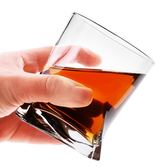 啤酒杯 無鉛玻璃異形扭轉威士忌杯洋酒啤酒杯果汁飲料杯水杯牛奶杯啤【1件免運好康八九折】