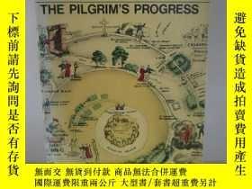 二手書博民逛書店約翰·班揚罕見The Pilgrim s Progress by