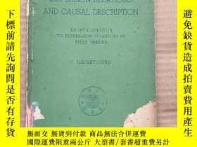 二手書博民逛書店dispersion罕見relations and causal description(P205)Y1734