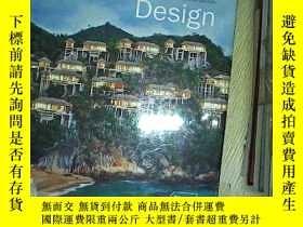 二手書博民逛書店Resort罕見Design 度假村Y203004