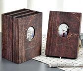 密碼本 歐式高檔日記本密碼本清新復古創意帶鎖盒裝記事本教師節老師禮物