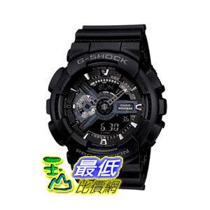 [104美國直購] G-Shock X-Large 手錶 Combination Watch--Military Black $4286