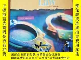 二手書博民逛書店Criminal罕見Law (Black Letter Outl