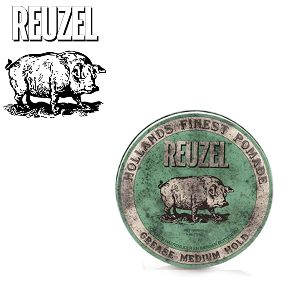 REUZEL 水洗式油性髮油 藍豬油  113g 【小紅帽美妝】