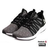 Reebok 新竹皇家 Astrpride Future 黑色 織布 套入式 運動鞋 男款 NO.A9929