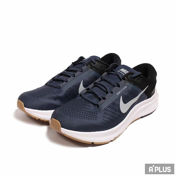 NIKE 男 慢跑鞋 AIR ZOOM STRUCTURE 24 輕量 透氣 舒適 避震-DA8535400