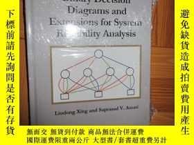二手書博民逛書店Binary罕見Decision Diagrams and Extensions ... 【詳見圖】,硬精裝, 未