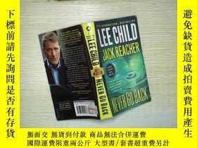 二手書博民逛書店Never罕見Go Back (03)Y180897 Lee C
