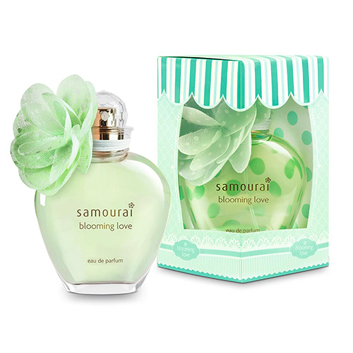 【Samourai】Blooming Love 花漾 女性淡香精 50ml