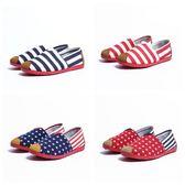 老北京布鞋女鞋平底單鞋淺口百搭一腳蹬休閒媽媽鞋工作鞋 黛尼時尚精品