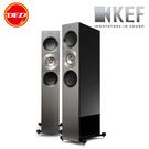 英國原裝 KEF REFERENCE 3 頂級座地揚聲器 Uni-Q 驅動單體 鋼琴黑 / 核桃木 / 鋼琴白 一對 公司貨 零利率