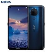 NOKIA 5.4 智慧型手機-沉靜藍【愛買】