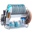 碗架瀝水碗碟盤子架刀架晾洗放碗柜用品餐具...