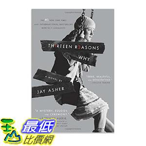 [106美國直購] 2017美國暢銷書 Thirteen Reasons Why