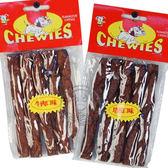 【培菓平價寵物網 】沛貝兒CHEWUES《牛肉味│培根味》5吋花捲棒 (5入/包)