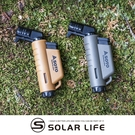 SOTO 限量優惠-L型填充式掌中點火器+皮套組合.迷你點火器 電子點火器 登山露營 防風打火機
