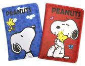 【卡漫城】 Snoopy 皮質 護照套 二款選一 ㊣版 仿皮 證件夾 史奴比史努比 收納本 PU皮 糊塗塔克