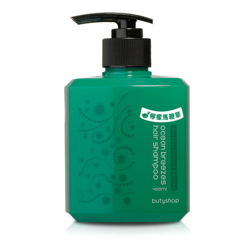 檸檬馬鞭草淨髮露 Lemon Verbena Hair Shampoo (400ml)-butyshop