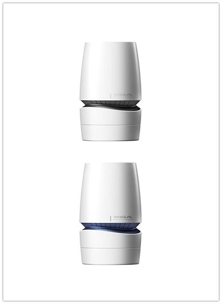 自慰杯 日本TENGA AERO 氣吸杯 銀灰環 TAH-001/鈷藍環 TAH-002二款自選