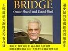 二手書博民逛書店Omar罕見sharif talks bridgeY386466 Omar sharif and david