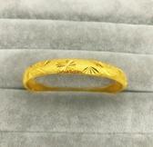 仿真金條 沙金手鐲24K越南鍍金首飾仿真假黃金女