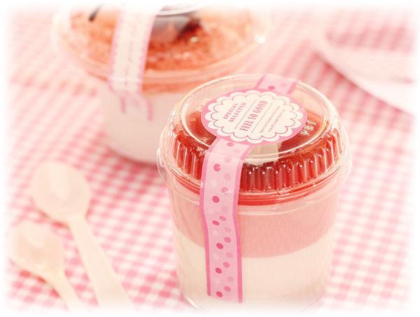 24枚入 手工 長條 封口貼紙 烘焙貼紙 甜點