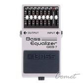 Boss GEB-7 電貝斯等化效果器 【Bass Equalizer / BASS / GEB7 / 貝斯單顆效果器】