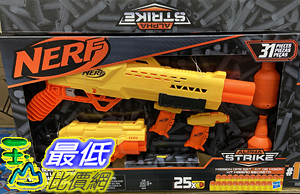 [COSCO代購] C124222 NERF ALPHA STRIKE IMSSION NERF阿爾法闇影任務槍組