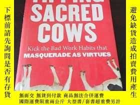 二手書博民逛書店Tipping罕見Sacred Cows: Kick the B