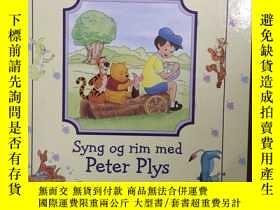 二手書博民逛書店Syng罕見og rim med Peter PlysY12800 Disney Egmont Litas I