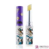 DHC 純橄欖護唇膏-迪士尼公主系列 限定版(1.5G)-茉莉(紫)【美麗購】