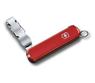 Victorinox 瑞士維氏 NailClip 582系列 0.6453 萬用小型瑞士刀 4種功能 / 支