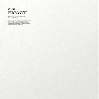 EXO 第三張正規專輯 EX'ACT 中文台壓版 Lucky One ver版 CD (購潮8)