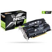 INNO3D 映眾 GeForce GTX 1650 SUPER COMPACT 4G 顯示卡 N165S1-04D6-1720VA29