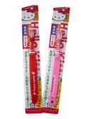 【卡漫城】Hello Kitty 牙刷 紅色 二支一組 3~6歲適用 ㊣版 兒童 日本製 潔牙用具 凱蒂貓