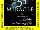 二手書博民逛書店The罕見Fifth MiracleY255562 Paul Davies Simon & Schus