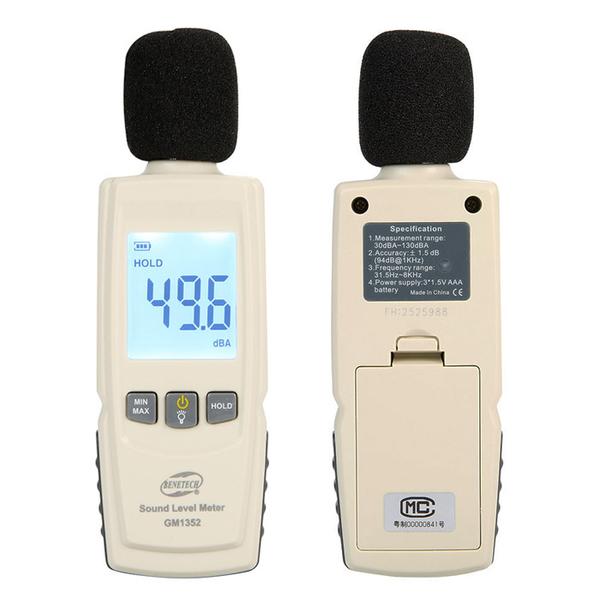 標智 GM1352 迷你噪音計 分貝計 噪音計 噪音儀 分貝儀
