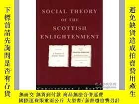 二手書博民逛書店The罕見Social Theory of the Scotti