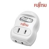[富廉網]【FUJITSU】PE2T110 電源轉接壁插 (1切2PIN*2)