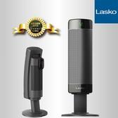 LASKO 黑俠客 兩段式加熱流線型陶瓷恆溫電暖器 CS27600TW