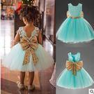 洋裝 韓 女童洋裝 膨膨裙 晚宴 花童 ...