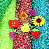 幼兒園裝飾門簾掛飾墻貼背景環境區角布置材料網布手工網紗吊飾  無糖工作室
