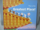 【書寶二手書T6/少年童書_ZAE】This Is the Greatest Place!-The Forbidden