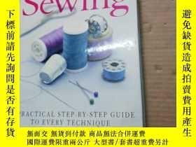 二手書博民逛書店The罕見Complete Book Of SewingY280247 Dk Publishing Dk Ad