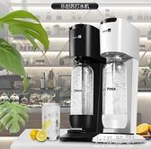 自制蘇打水氣泡水機家用汽水冷飲料氣泡機奶茶店設備商用CY『小淇嚴選』
