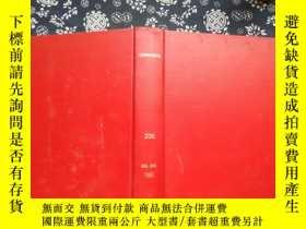 二手書博民逛書店CONNOISSEUR罕見206(JAN.-APR.1981)Y