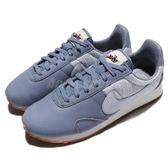 Nike 復古慢跑鞋 Wmns Pre Montreal Racer VNTG TXT 藍 灰 膠底 女鞋 運動鞋【PUMP306】 833865-400