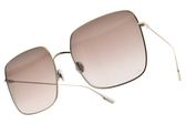 Dior 太陽眼鏡 STELLAIRE1 HAM86 (金-漸層棕鏡片) 歐美時尚率性百搭款 墨鏡 # 金橘眼鏡