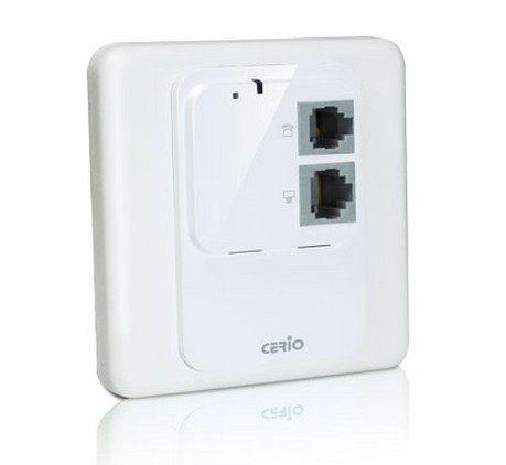 CERIO IW-100GX-N eXtreme11n 150Mbps 功能型嵌入式 PoE 無線基地台