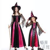 萬圣節服裝女巫裙cos裝扮【極簡生活館】